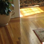 Historic Antique Heartpine Hardwood floor