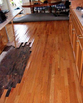 Tampa Hardwood Floor Installation, Repair, Refinishing