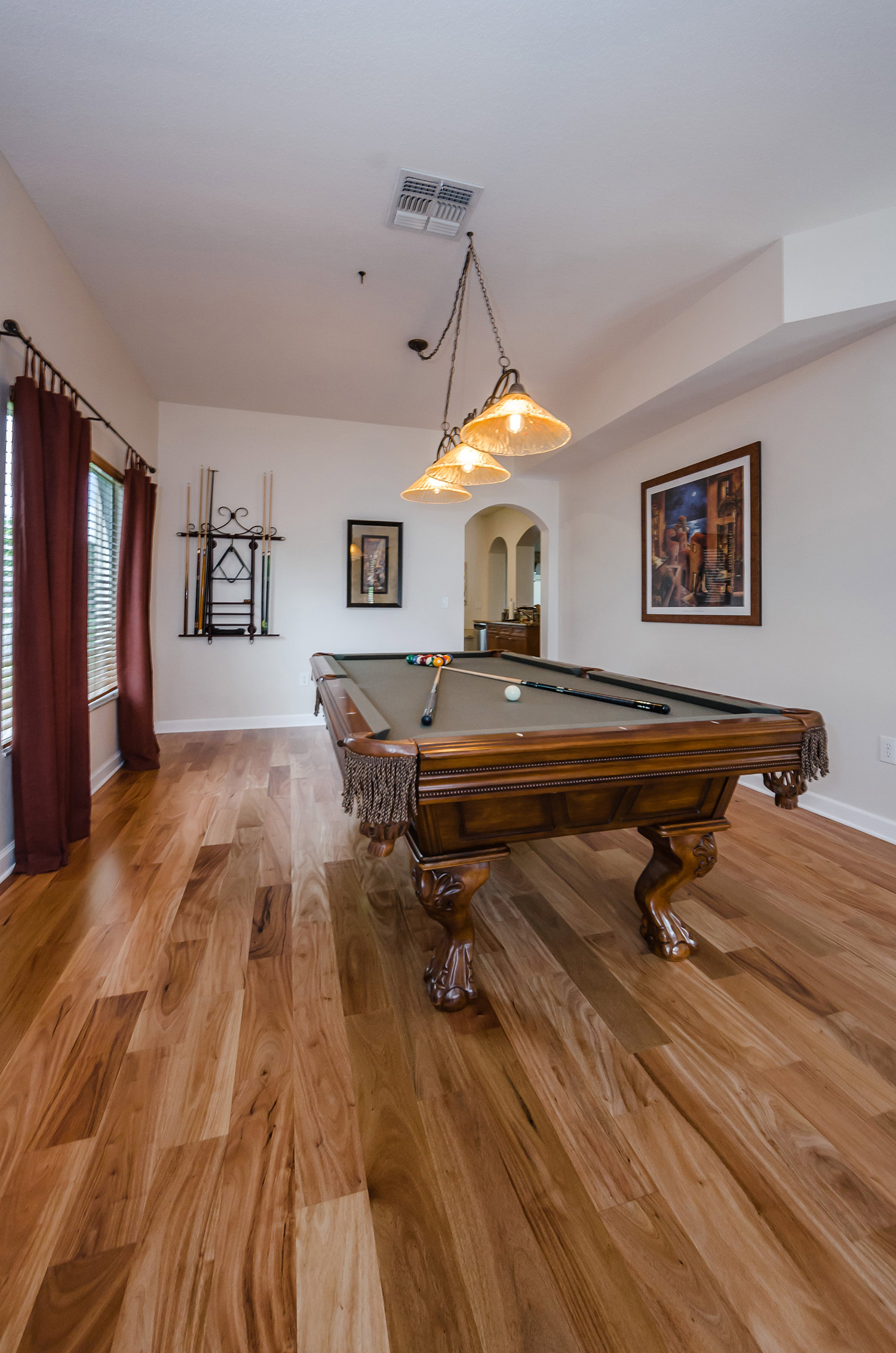Tampa Hardwood Flooring Through The Woods